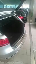 Protector cromado de maletero para VW Passat B7 Variant chrome bumper protector