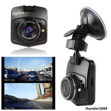 "New 12V 2.4"" Full HD 1080P LCD Vehicle Camera DVR Video Recorder Crash Dash Cam"