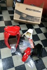 Honda CBR250R Hotbodies Red Color Race Kit Complete Bodywork Frame Slide Fairing