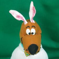 SCOOBY-DOO PUPPY DOG EASTER BUNNY RABBIT COSTUME PLUSH STUFFED  ANIMAL TOY