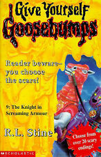 Acceptable, The Knight in Screaming Armour (Give Yourself Goosebumps), Stine, R.