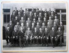 PHOTO MACHABERT LE PUY EN VELAY HAUTE LOIRE ASSEMBLÉE D'HOMMES POLITIQUES ?