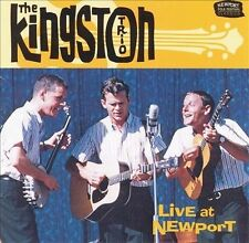Live At Newport, 1959 1994 by The Kingston Trio *NO CASE DISC ONLY*