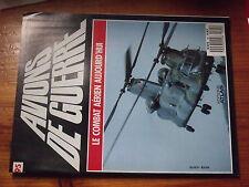 $$ Revue Avions de guerre N°95 Poster 4 pages Antonov An-12BP Cub-B