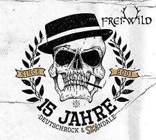 FREI.WILD - 15 Jahre Deutschrock & Skandale -- CD  NEU & OVP  29.07.2016