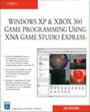 XNA Game Studio 4.0 for Xbox 360 Developers, Harbour, Jonathan S., Good Book