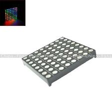 5mm 8*8 8x8 Full Colour RGB LED Dot Matrix Display Module Common Anode CF