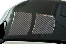 Carbon Fibre Finish Tank Protectors Fits Triumph Street Speed Triple Daytona 675