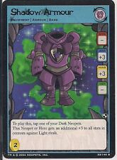 Neopets CCG  - Shadow Armour #53