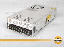 ACT Motor GmbH Netzteil 350W 24V 14.6A Schrittmotor Nema23 CNC Power Supply