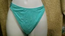 Fantasie of England 8600 Swim Bikini Bottom Size UK Medium/ US Medium Sz 8 Aqua