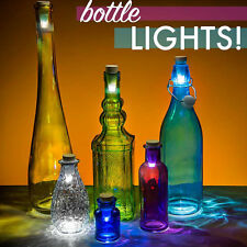 Superior Retro Wine Bottle Decorate Rechargeable Cork Empty Light USB LED Lamp