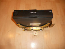 BMW E39 525 528 530 540 M5 6 Disk CD Changer With Mounting Bracket and Cartridge