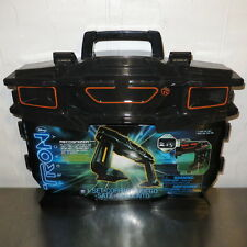 "TRON Legacy Recognizer Carrying Case / Playset + 3"" Light Cycle (Disney)"