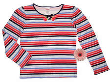 Gymboree HOLLAND DAYS Stripe Chevron Tulip Tee TOP 8