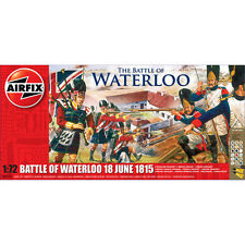 Airfix The Battle Of Waterloo 18th June 1815 (Scale 1:72) Model Kit NEW