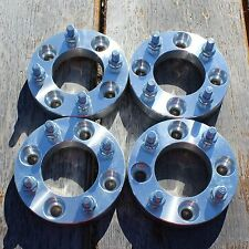 "(4) 1"" Inch 4x100 to 4x100 Wheel Spacers Adapters 