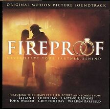 Fireproof (Original Motion Picture Soundtrack), Original Motion Picture Soundtra
