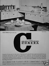 PUBLICITÉ CUISINE D'AMBIANCE COMERA BREVET MARCEL GASCOIN - ADVERTISING