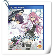 PSV The Asterisk War: Phoenix Festa VITA RPG Games Bandai Namco