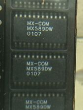 MX589DW MX-COM High Speed GMSK Modem IC 24-pin SOIC 10 PIECES