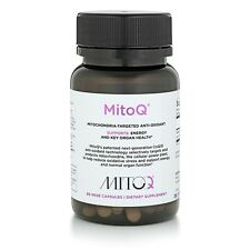 MitoQ® 5mg  60 Vegicaps    (Ships from New York)