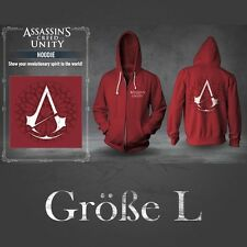 Assassins Creed Unity Hoodie Pullover Größe L NEU