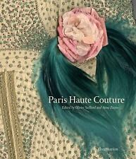 PARIS HAUTE COUTURE - NEW HARDCOVER BOOK