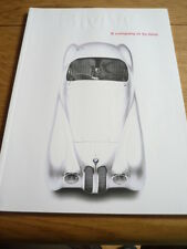 BMW A COMPANY IN ITS TIME COMPANY PRODUCED HISTORY BOOK jm