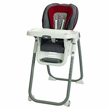 GRACO TableFit HIGHCHAIR, Portable Female BABY HIGH CHAIR, Finley