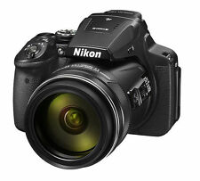Nikon Coolpix p900 fotocamera digitale 16.0mp - Nero