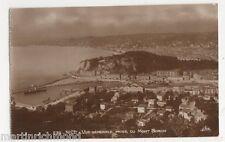 France, Nice, Vue Generale Prise du Mont Blanc RP Postcard, B426
