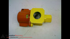 SMC VHS50-06-XG-X2127 PNEUMATIC 3 PORT LOCKOUT HAND VALVE, NEW* #155644