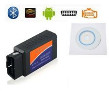 elm327 ELM 327 ODB2 Bluetooth Auto Car - outil diagnostique voiture + CD