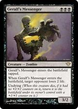 GERALF'S MESSENGER Dark Ascension MTG Black Creature—Zombie RARE