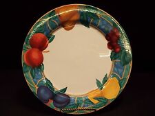 "Set of (4) Victoria & Beale Forbidden Fruit 10 3/4"" Dinner Plates"