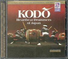 Kodo Heartbeat Drummers Of Japan Sheffield 24 Karat Gold CD Neu OVP Sealed OOP