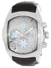 Techno Trend Mens Diamond King Master/ Jojino/ Joe Rodeo/ Aqua Iced Watch
