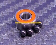 [QTY 1] S623-2RS (3x10x4 mm) Hybrid Ceramic Ball Bearing Bearings ABEC-7 623-2RS