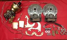 1959  CHEVROLET FRONT POWER DISC BRAKE CONVERSION KIT USE ORIGINAL 14 INCH RIMS