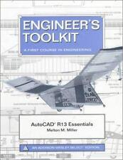 Autocad R13 Essentials by Miller, Melton