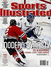 New SPORTS ILLUSTRATED CHICAGO BLACKHAWKS WIN 2015 STANLEY CUP DYNASTY No Label