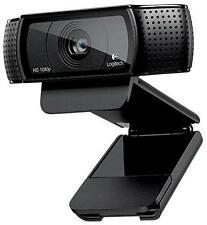 Logitech HD Pro Webcam C920 1080p Widescreen Video Calling Recording