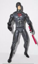 Marvel Universe DAREDEVIL black shadowland shadow land series 4 004 2012