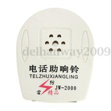 Fixed Line Phone Landline Telephone Loud Ring Speaker Amplifier Ringer Ringtone