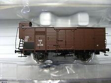 Brawa HO 48225 Gedeckter Güterwagen G10 mit Brh. der ÖBB Ep.III NEU OVP