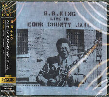 B.B. KING-LIVE IN COOK COUNTY JAIL-JAPAN CD Ltd/Ed C15
