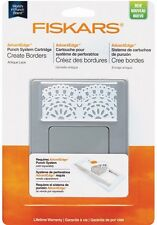 NEW FISKARS ANTIQUE LACE AdvantEdge Continuous BORDER PUNCH Cartridge NIP