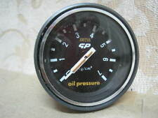 NOS SMITHS 52mm Classic FORD AUSTIN MG MINI Triumph KIT CAR OIL Pressure Gauge