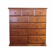NEW Chest of Drawers Solid Timber Wooden Tallboy Storage Cabinet
